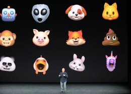 Animojis: Apple apresenta emojis animados
