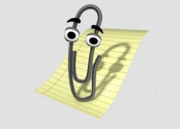 Extensão traz o Clippy, do Office, para o navegador.