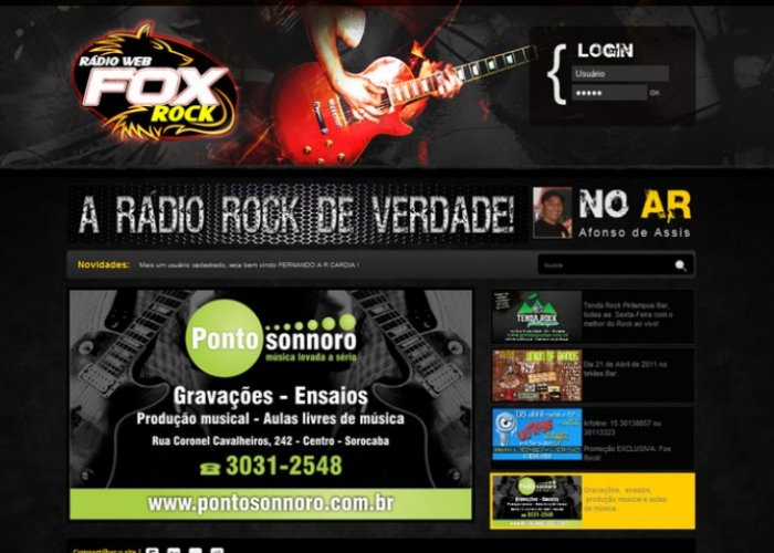Radio Fox Rock