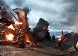 Beta de Star Wars Battlefront será livre e chega dia 8 de outubro.