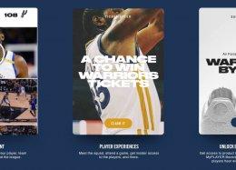 Nike cria camisas conectadas da NBA que oferecem vantagens exclusivas para os torcedores