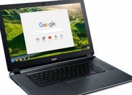 Acer anuncia Chromebook de U$ 200 com bateria que dura até 12 horas