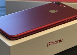 iPhone 7 é o smartphone mais vendido da primeira metade de 2017.