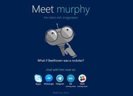 Conheça o Murphy, o novo bot da Microsoft