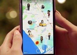 Snap Map: veja recurso do Snapchat que compartilha localização com amigos.