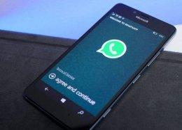WhatsApp desliga suporte a celulares com Windows Phone 8 e BlackBerry