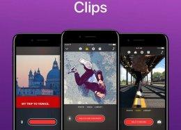 Dê asas à imaginação com o Clips, app de criação que chegou dia 6 ao iOS.