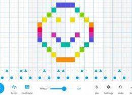 Google lança 'Song Maker' que permite a criação de músicas direto do navegador