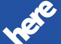 Microsoft assina acordo com HERE para uso de dados de mapas e serviços.