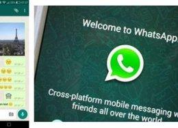 Emojis gigantes do WhatsApp chegam ao Android diferentes do iOS.