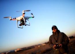 Anac libera uso de drones no Brasil; o registro é obrigatório.
