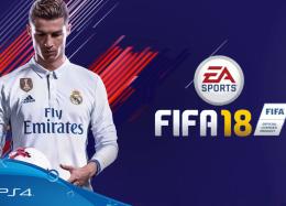 Fifa 18' será lançado em 29 de setembro com Cristiano Ronaldo na capa.