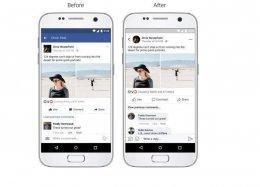 Facebook anuncia redesign e pretende tornar o feed mais simples