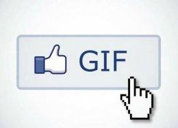 Facebook está testando o uso de GIFs em comentários da rede social.