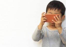 Com quantos anos uma criança pode ter um smartphone?