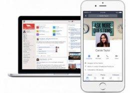 Facebook lança rede social para empresas