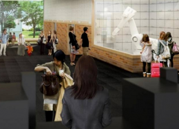 Japão irá inaugurar primeiro hotel administrado por robôs.