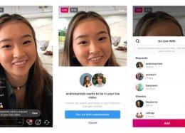 Instagram: atualização permite enviar requisições para participar como convidado simultâneo em transmissões ao vivo