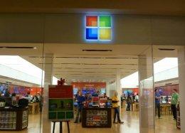 27 lojas da Microsoft no Brasil fecharão as portas