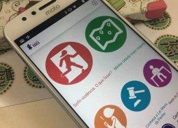 Clique 180: como usar aplicativo que combate a violência contra mulher