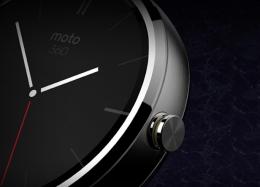 Moto 360 de segunda geração será vendido em dois tamanho diferentes.