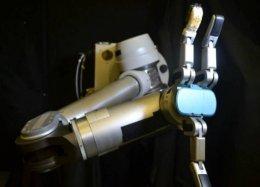 Pesquisadores criam pele para que robôs possam ter tato