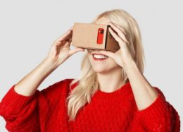 Google prepara óculos de realidade virtual que funcionam de forma independente