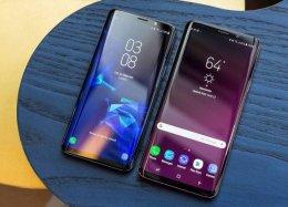 Galaxy S9 tem 'a melhor tela de smartphone já testada'
