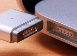 Mais um adaptador? Apple pode ressuscitar MagSafe para novos MacBooks.
