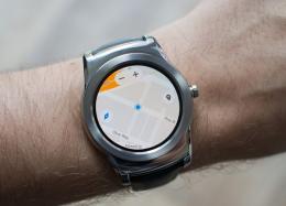Aplicativo do Google Maps ganha versão para Android Wear.