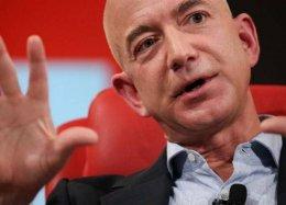 CEO da Amazon se torna a 3ª pessoa mais rica do mundo
