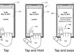 Microsoft patenteia leitor de digital e gestos como o do Google Pixel