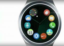 Samsung revela que relógio Gear S2 deve ser compatível com iPhone.