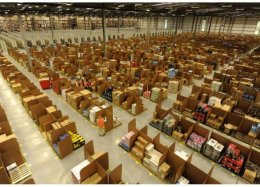 Contra roubos nos estoques, Amazon intimida funcionários