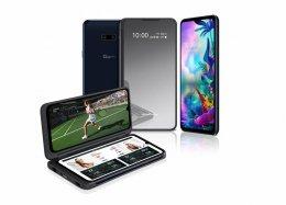 LG apresenta celular com duas telas e que pode ser usado como notebook.