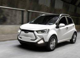 JAC lança picape elétrica e carro elétrico mais barato do Brasil.
