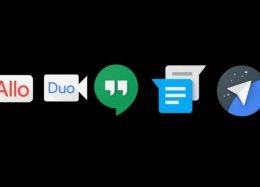 Por que o Google agora tem cinco aplicativos de mensagens?