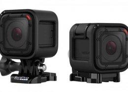 Pequena porém poderosa: GoPro lança a câmera ultracompacta Hero4 Session.