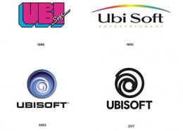 Ubisoft muda seu logo pela 1ª vez em 14 anos.