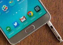 Samsung corrige problema da caneta do Galaxy Note encaixada ao contrário