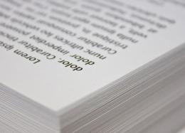 Você precisaria de apenas 136 bilhões de páginas para imprimir a internet.