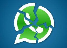 WhatsApp fora do ar? Usuários não conseguem enviar fotos, áudios e stickers.