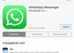 Siri passa a ler WhatsApp em voz alta; veja como enviar mensagem sem usar as mãos no iOS e Android.