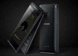 Samsung lança celular de flip que é mais poderoso do que Galaxy S8