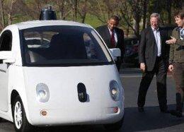 Veículos autônomos são futuro do automóvel, segundo Google.