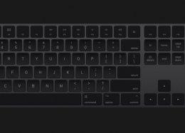 Nova versão do Magic Keyboard da Apple ganha teclado numérico.