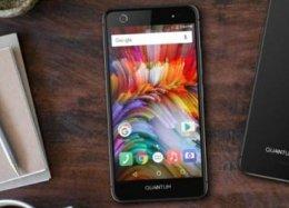 Quantum anuncia novo smartphone MÜV UP; confira preço e especificações.
