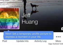 Aprenda a colocar uma foto de perfil temporária no Facebook.