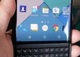 Venice: o Blackberry com Android é real e tem imagens.