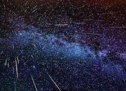 Chuva de meteoros nos dias 13 e 14 será mais intensa do ano.